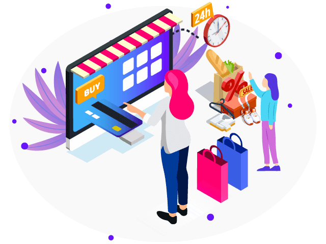Best Ecommerce website development company in Bhopal, India